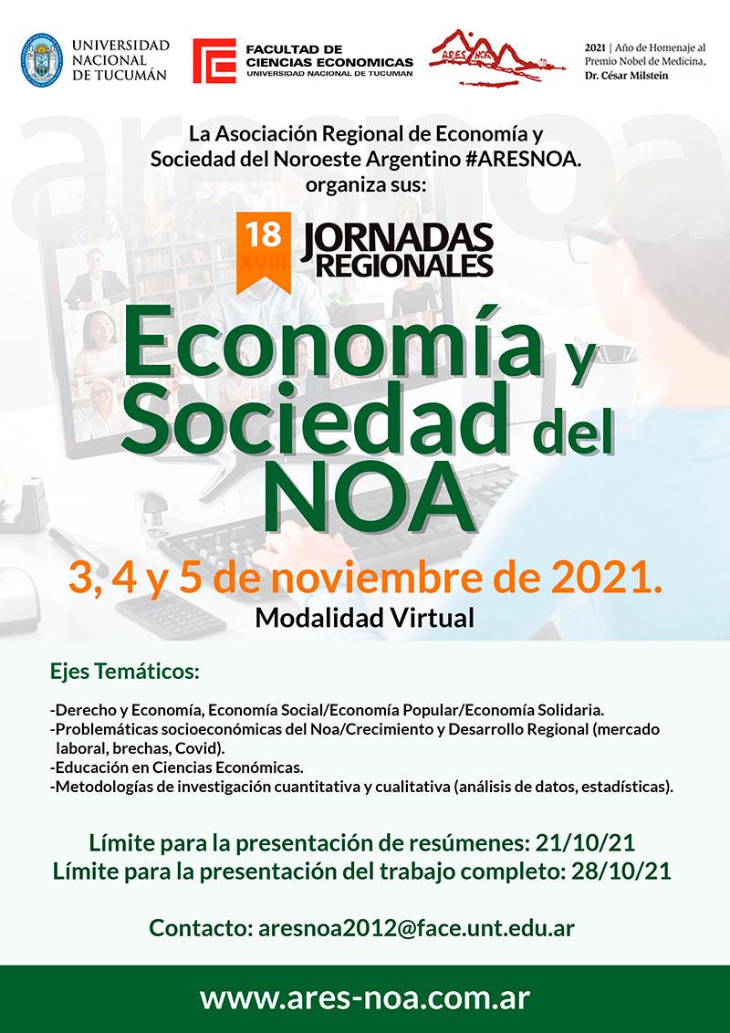 Afiche ARES NOA 2021